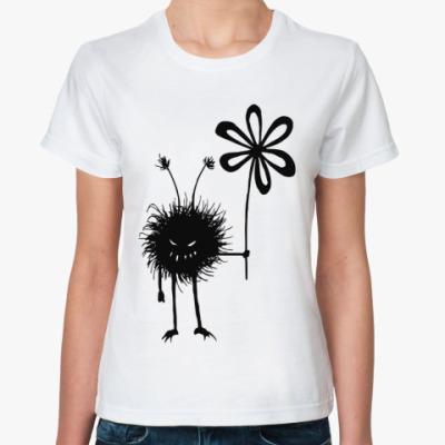 Классическая футболка Маленькое зло
