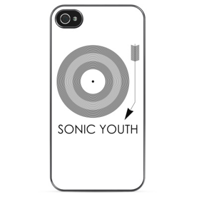 Чехол для iPhone Sonic Youth