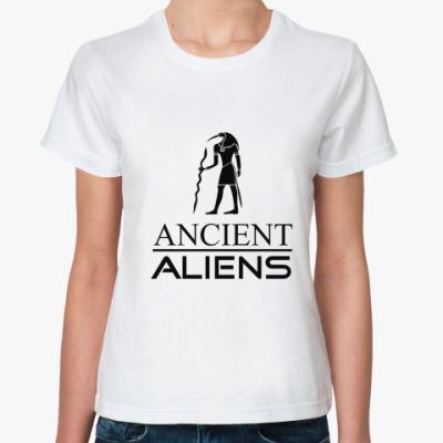 Классическая футболка  Древние пришельцы