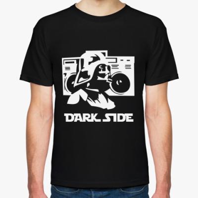 Футболка  Dark side
