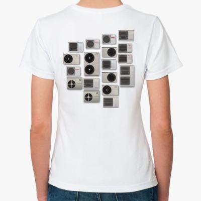 Классическая футболка  Coolme