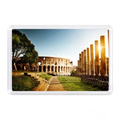 Магнит Колизей, Рим