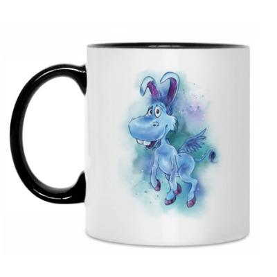 Кружка Happy the unicorn
