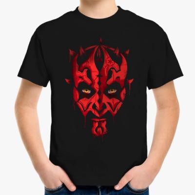 Детская футболка Дарт Мол