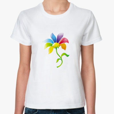 Классическая футболка Исполняю желания