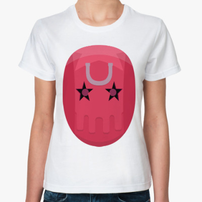 Классическая футболка Невероятные приключения ДжоДжо