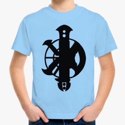 Детская футболка Killah Priest