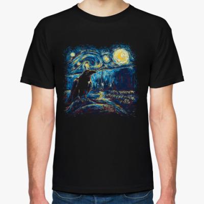 Футболка Ночной Дозор (Ван Гог)