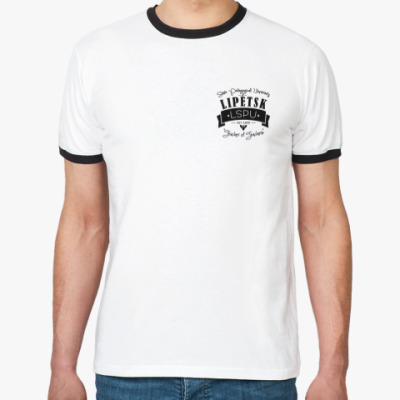 Футболка Ringer-T LSPU