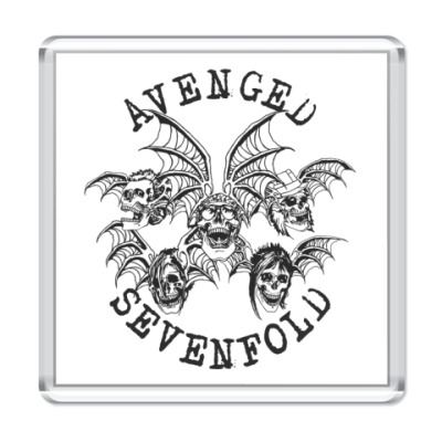 Магнит  Avenged Sevenfold