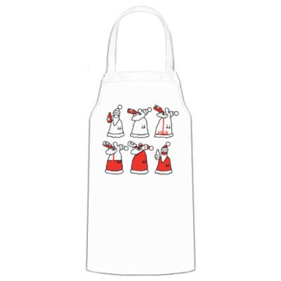 Фартук Как стать Дедом Морозом