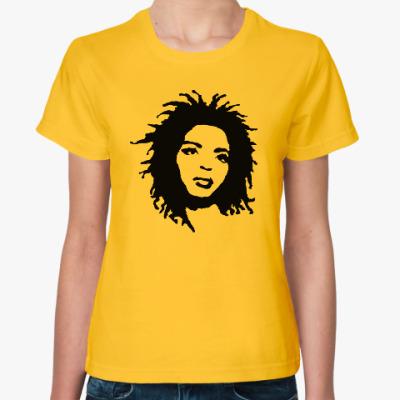 Женская футболка Lauryn Hill