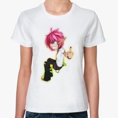 Классическая футболка Tonks