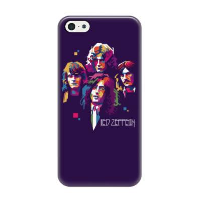 Чехол для iPhone 5/5s Led Zeppelin