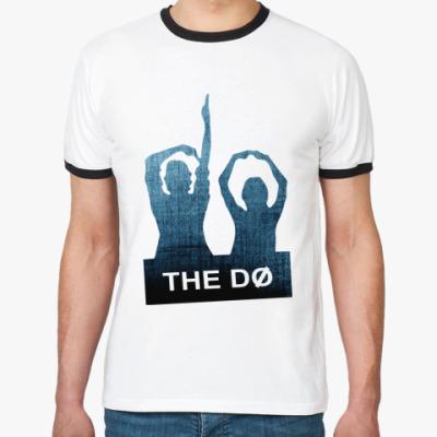 Футболка Ringer-T The Dø