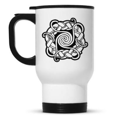 Кружка-термос Кельтский узор