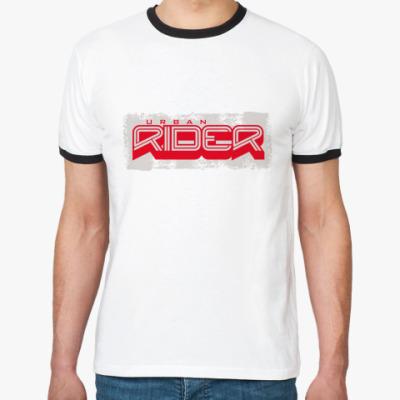 Футболка Ringer-T   Rider