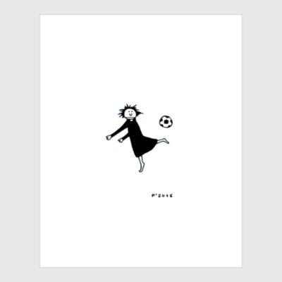 Постер Soccer