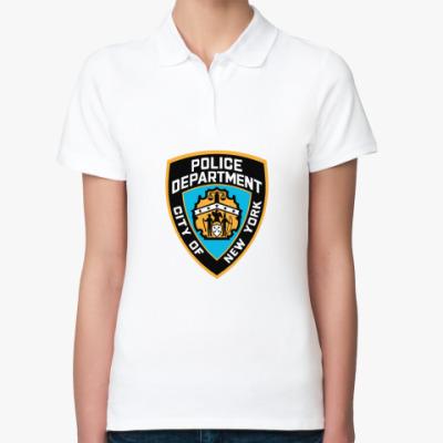 Женская рубашка поло Рolice