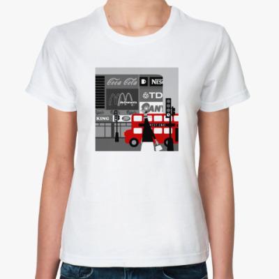 Классическая футболка West End