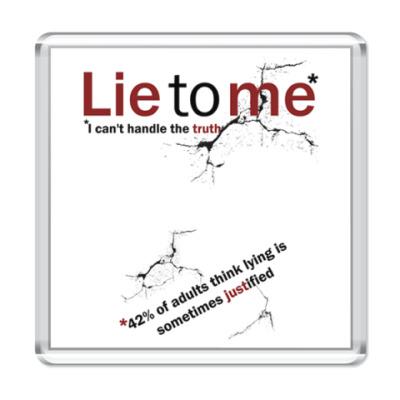 Магнит Lie to me