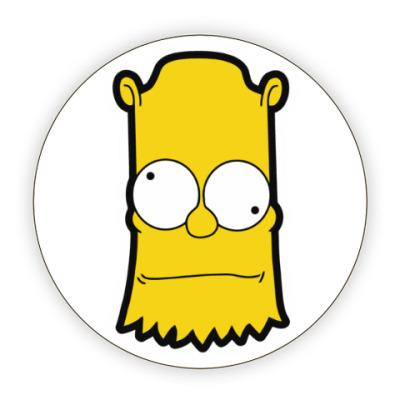 Костер (подставка под кружку) Crazy Bart