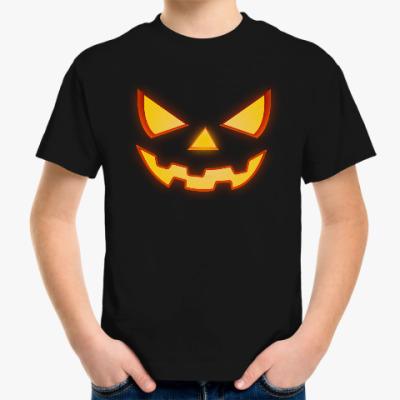 Детская футболка Halloween