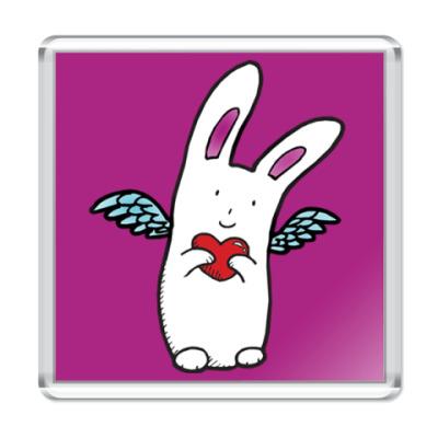 Магнит Крылатый кроль
