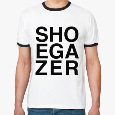 Футболка Ringer-T Shoegazer — shoegaze sound
