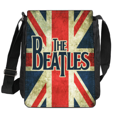 Сумка-планшет The Beatles