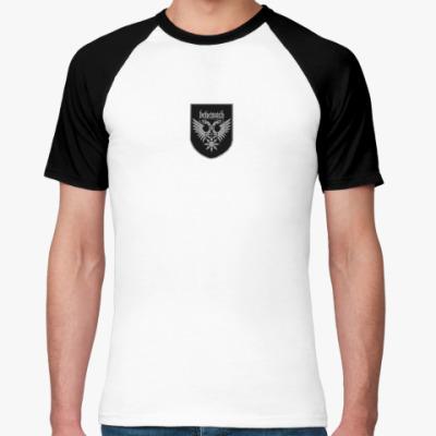 Футболка реглан Behemoth 93 legion