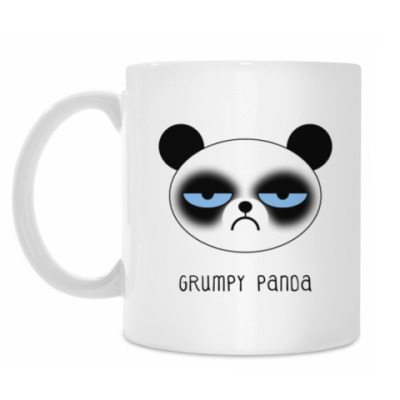 Кружка Grumpy Animals
