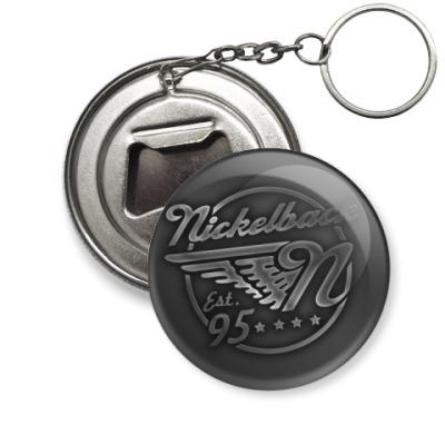 Брелок-открывашка Nickelback