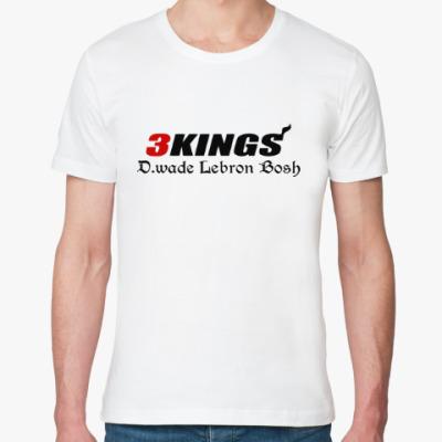 Футболка из органик-хлопка Три короля