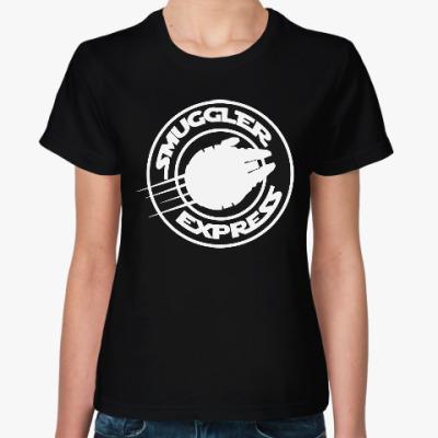 Женская футболка Звездные Войны