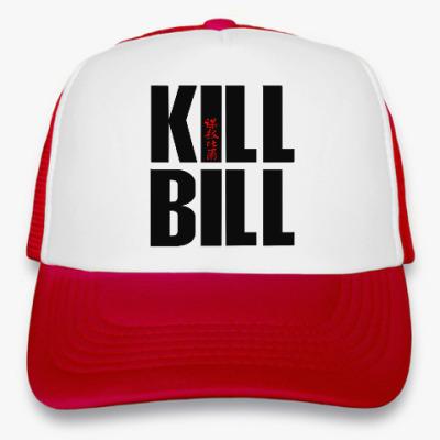 Кепка-тракер Kill Bill