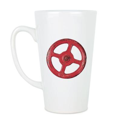 Чашка Латте Несчастный Случай