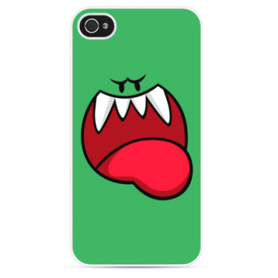 Чехол для iPhone Monster face