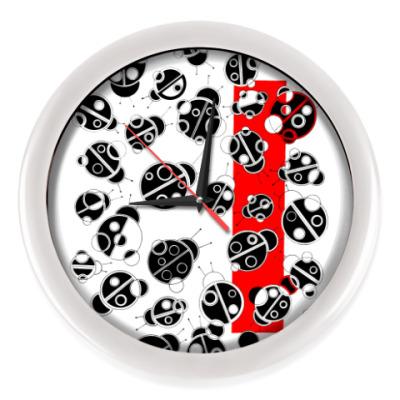 Настенные часы Коровушки