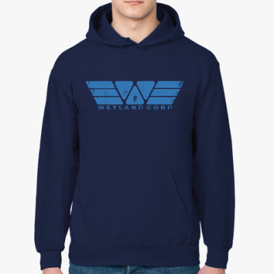 Толстовка худи Чужой. Weyland-Yutani Corp