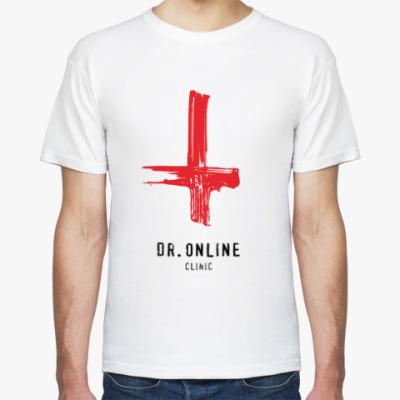 Футболка Dr. Online
