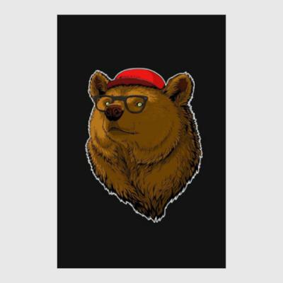 Постер Bear
