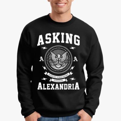 Свитшот Asking Alexandria