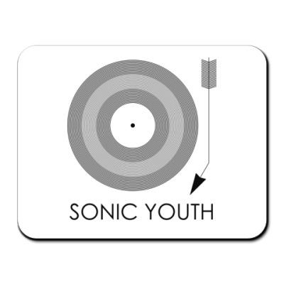 Коврик для мыши Sonic Youth