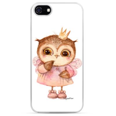 Чехол для iPhone Принцесса