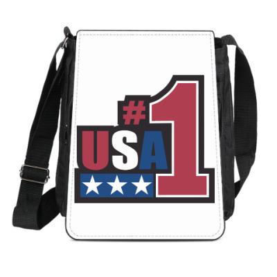 Сумка-планшет USA 1