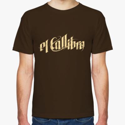 Футболка Хип-хоп el Callibro