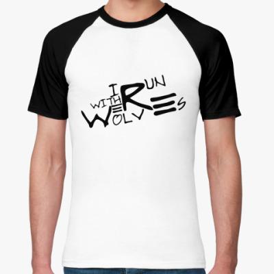 Футболка реглан Werewolf