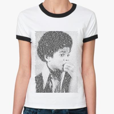 Женская футболка Ringer-T Jackson6