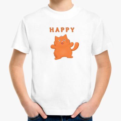 Детская футболка Бодрый Пухлик